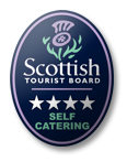 Scottish Touris Board 4 star Award